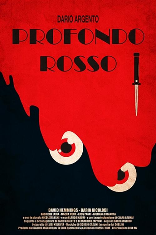 Кроваво-красный (Profondo rosso)
