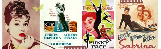 Программа фильмов «Ночь Одри Хепберн»