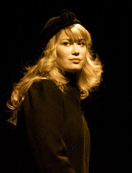 Кристина Бабушкина (Кристина Константиновна Бабушкина)