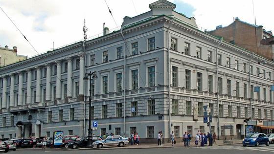 Гороховая, 2 — Музей истории политической полиции России