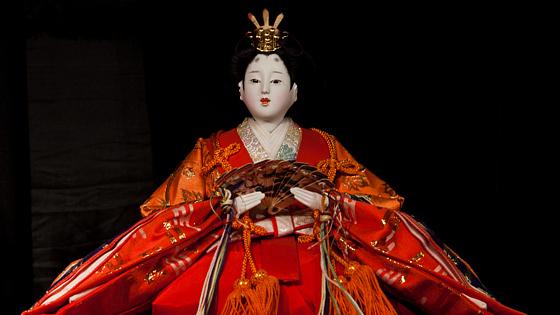 Японские куклы и игрушки
