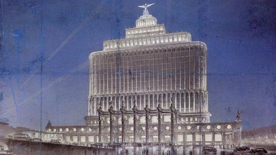 Мы создали из Москвы столицу
