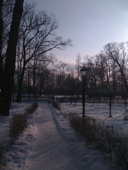 Дом-музей Чехова в Мелихово