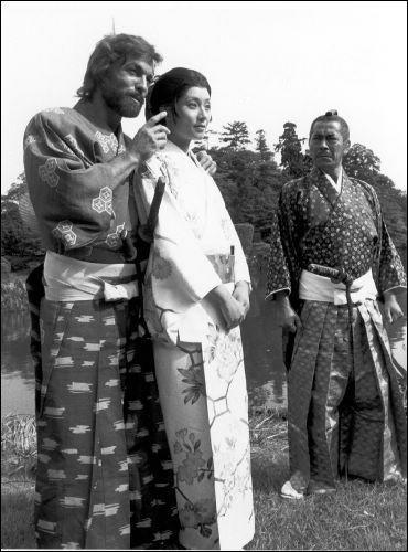 Тосиро Мифунэ (Toshirô Mifune)