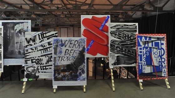 Weltformat: швейцарский плакат из Люцерна в Казани