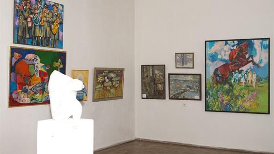 80 лет Санкт-Петербургскому Союзу художников