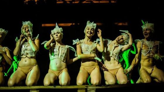 Индустриальный балет