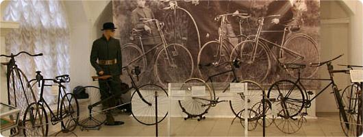Самокат. История велосипеда в России