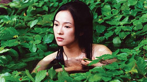 Чжан Цзыи (Ziyi Zhang)