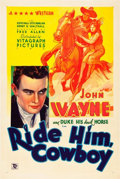 Гони коня, ковбой (Ride Him, Cowboy)