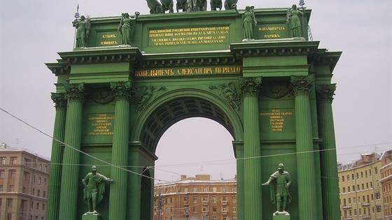 Берега русской славы