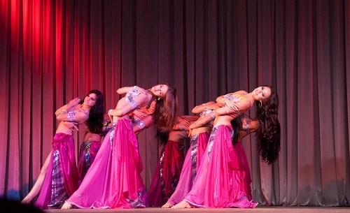 Отчетный концерт танцевальной школы «Восток-Запад»