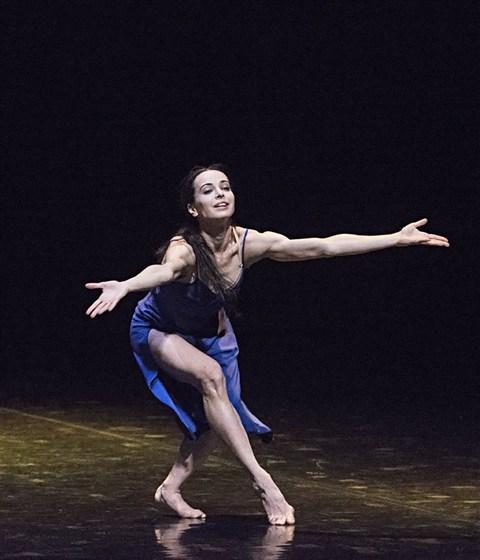Диана Вишнева и «Короли танца»