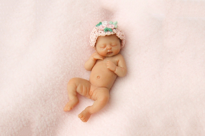 Марципановый младенец, на заказ