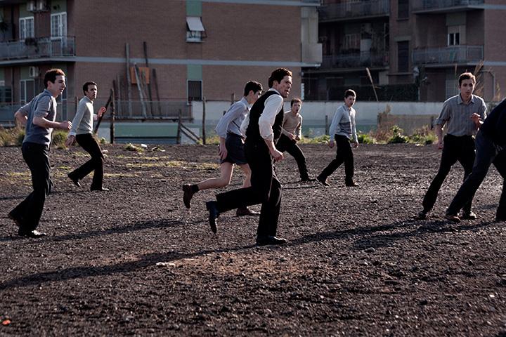 Кадр из фильма «Пазолини»