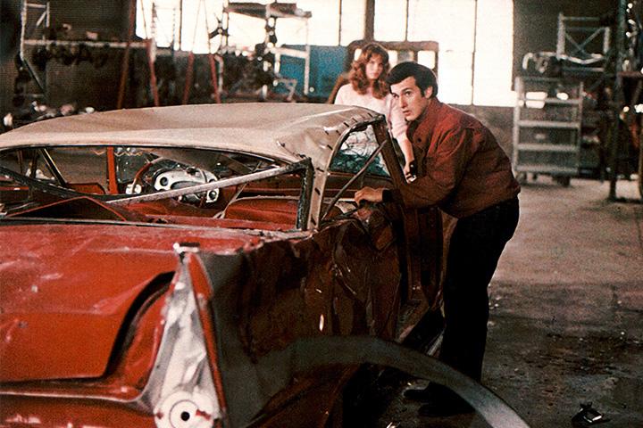 «Кристина» — самая знаменитая из многочисленных машин-убийц в книгах Кинга