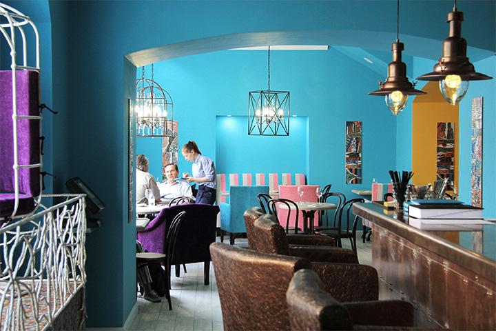 Пример «Голубки» показывает, что не ресторан красит место, а его уместность в определенной точке