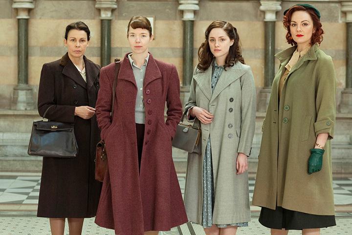 «Код убийства» («The Bletchley Circle», 2012)