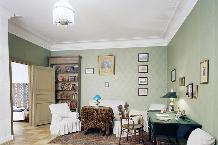 Дом-музей А.П. Чехова в Мелихово