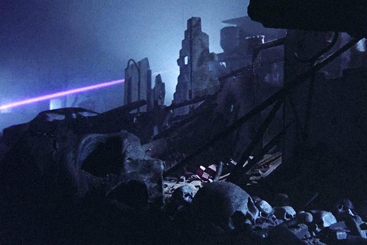 Многозначительный кадр из первого «Терминатора»