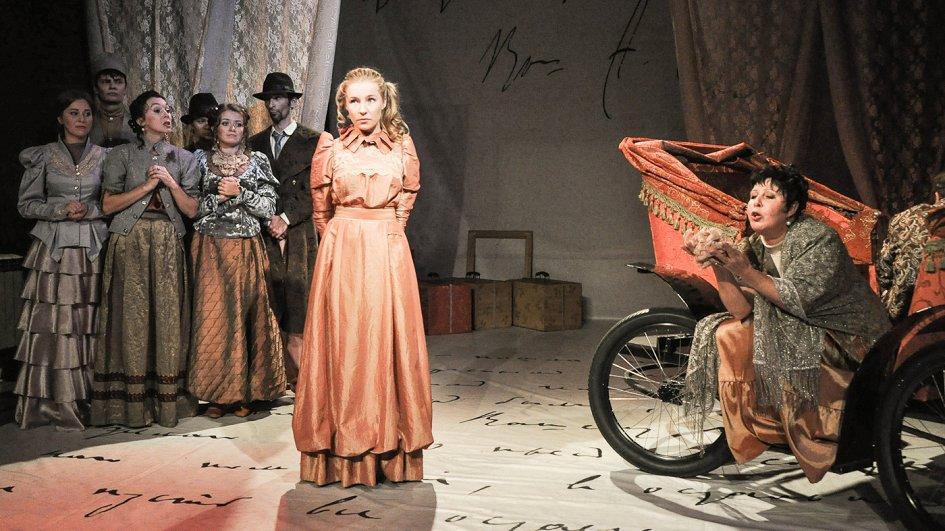 Театр: Жизнь в вопросах и восклицаниях, Волгоград