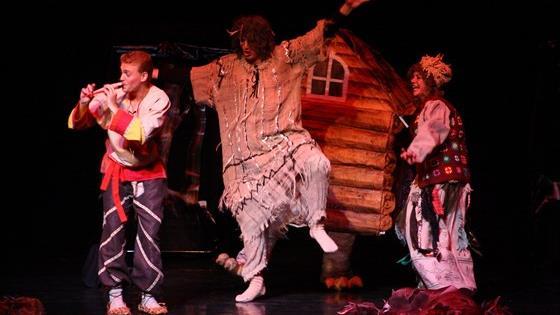 Театр: Зачарованный лес
