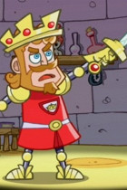 Эпик-фейл короля Артура