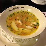 Ресторан Goodman - фотография 4 - Рыбный супчик