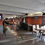 Ресторан Хинкальная на Таганке - фотография 2 - Зал ресторана