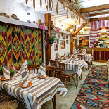 Ресторан Тарас Бульба - фотография 5 - 1 этаж