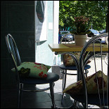 Ресторан Галерея - фотография 1 - Летняя веранда