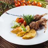 Ресторан Панорама - фотография 5 - Каре ягненка