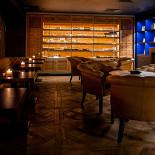 Ресторан G.Graf - фотография 6 - Сигарный лаунж - для настоящих джентльменов