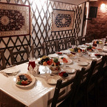 Ресторан Казан - фотография 3 - Башкирский зал