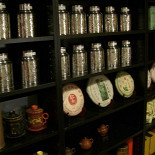 Ресторан Колобок - фотография 2 - Чаи. Любые из представленных в Колобке чаев можно попробовать и насладиться чайной церемонией.