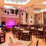 Ресторан Paulaner - фотография 2 - Первый этаж