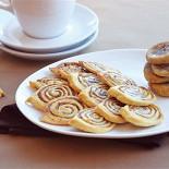 """Ресторан Мюнгер - фотография 4 - Печенье """"Инжирные листики"""""""