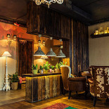 Ресторан Boho-chic Bar - фотография 1