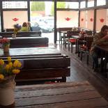 Ресторан Планета суши - фотография 1 - Летняя терраса