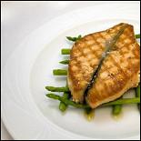 Ресторан Benvenuti - фотография 5 - Рыбка...)