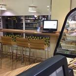 Ресторан Coffee and the City - фотография 2 - Посадочные места