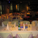 Ресторан Andreas - фотография 1 - Банкет основной зал
