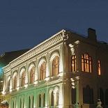 Ресторан Дворец князя Кочубея - фотография 1 - Общий вид дворца.