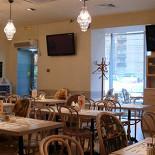 Ресторан Белый кофе - фотография 2 - Уютное местечко