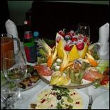 Ресторан Сад - фотография 3 - Сервировка блюда