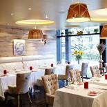 Ресторан Марио - фотография 3 - Белый зал