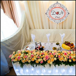 Ресторан Волгоград - фотография 1 - Свадебный банкет