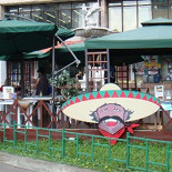 Ресторан Манито - фотография 2 - Летняя веранда