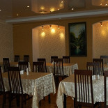 Ресторан Киндер-арт - фотография 3 - Интерьер