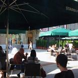 Ресторан Starbucks - фотография 1 - Лето в Starbucks на Камергерском
